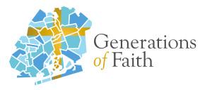 Generatioins of Faith logo